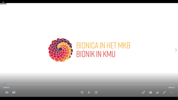 Video Bionica in het MKB project